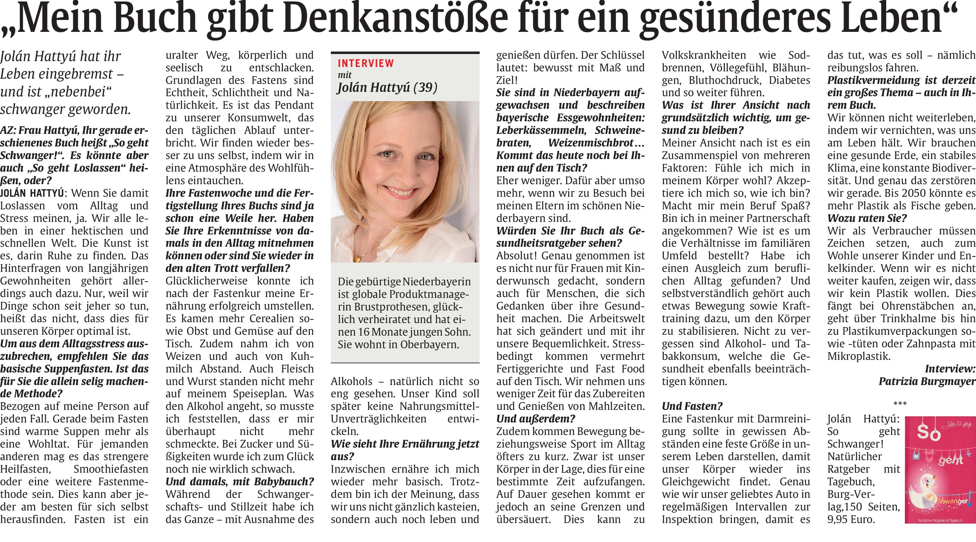 Interview_Münchner_Abendzeitung